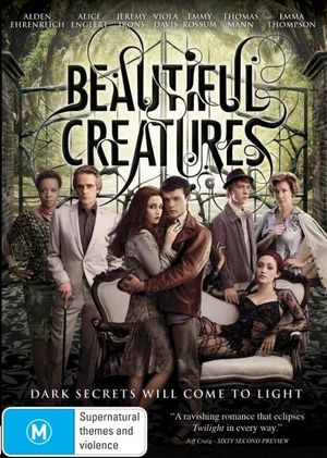Beautiful Creatures - Alden Ehrenreich
