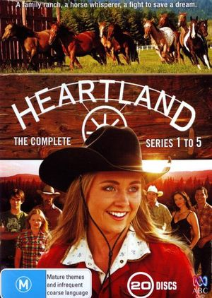 Heartland : Series 1-5 Box Set - Amber Marshall