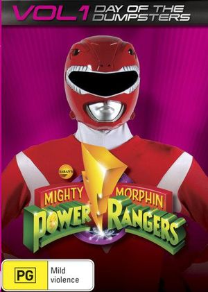 Mighty Morphin Power Rangers : Day of the Dumpsters - Volume 1 - Walter Jones