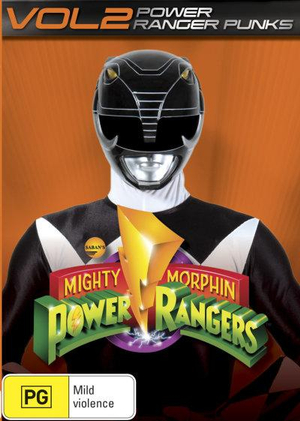 Mighty Morphin Power Rangers : Power Ranger Punks - Volume 2 - Walter Jones