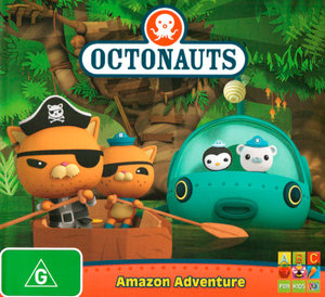 Octonauts : Amazon Adventure - Ross Breen