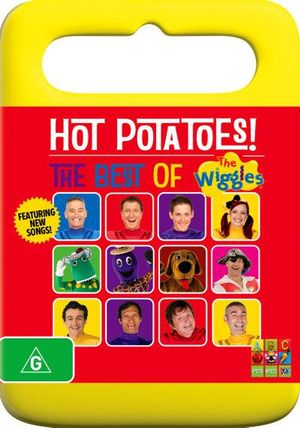 Hot Potatoes! : The Best of The Wiggles - Paul Paddick
