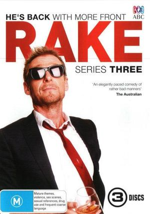Rake : Series 3 - Richard Roxburgh