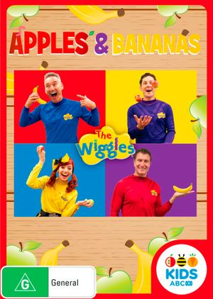 The Wiggles : Apples and Bananas - The Wiggles