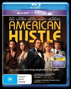 American Hustle (Blu-ray/UV) - Christian Bale