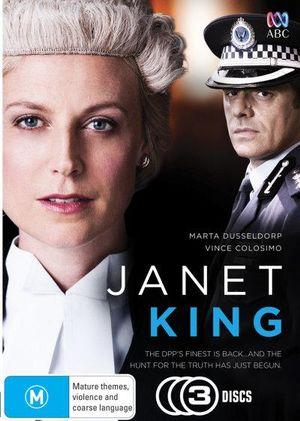 Janet King - Marta Dusseldorp