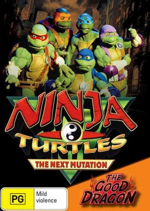 Ninja Turtles : The Next Mutation - The Good Dragon - Volume 3 - Dean Choe