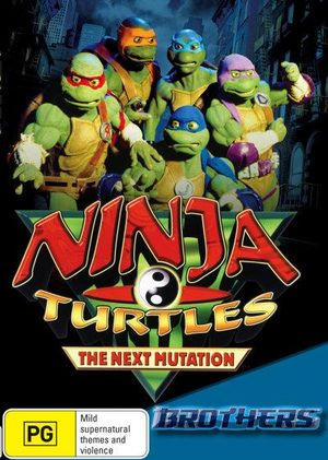 Ninja Turtles : The Next Mutation - Brothers - Volume 4 - Dean Choe
