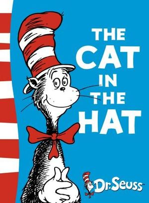 The Cat in the Hat : Green Back Book - Dr. Seuss