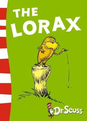 The Lorax : Dr. Seuss Yellow Back Book - Dr. Seuss
