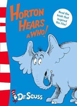 Horton Hears a Who! : Yellow Back Book - Dr. Seuss