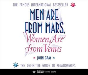 men from mars women are from venus john gray first print - photo #9