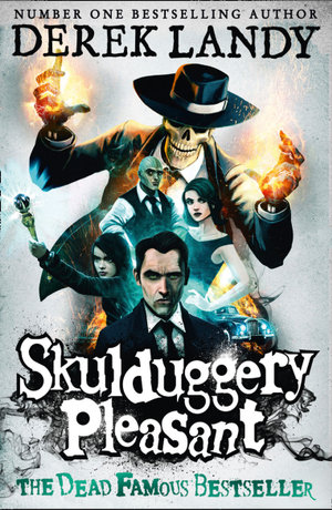 Skulduggery Pleasant - Order Now For Your Chance to Win!* : The Skulduggery Pleasant Series : Book 1 - Derek Landy