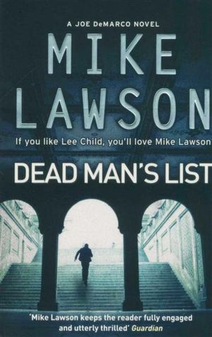 Dead Man's List - Mike Lawson