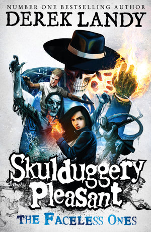 The Faceless Ones  : Skulduggery Pleasant : Book 3 - Derek Landy