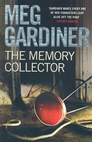 The Memory Collector - Meg Gardiner