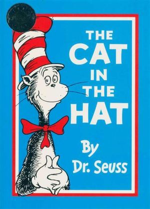 Dr Seuss.  The Cat in the Hat Book and CD - Dr. Seuss
