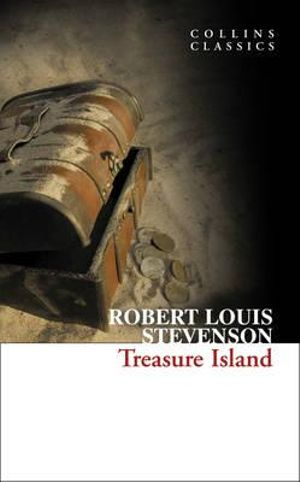 Treasure Island : Collins Classics - Robert Louis Stevenson