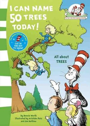 I Can Name 50 Trees Today - Dr. Seuss