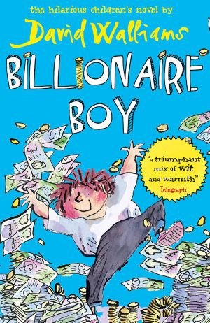 Booktopia Billionaire Boy By David Walliams