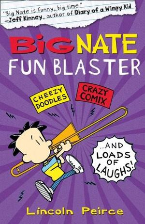 Big Nate Fun Blaster : Activity Book - Lincoln Peirce