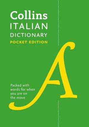 Collins Pocket Italian Dictionary - Collins Dictionaries