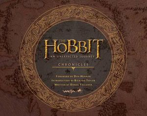 The Hobbit: An Unexpected Journey Chronicles - Art & Design - Daniel Falconer