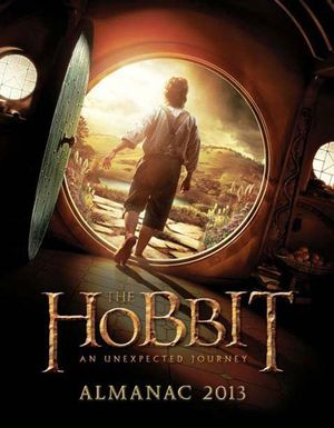 The Hobbit : an Unexpected Journey - Annual 2013 - .