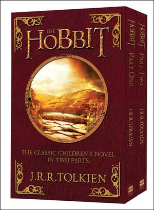 The Hobbit : Part 1 and 2 Slipcase - J. R. R. Tolkien