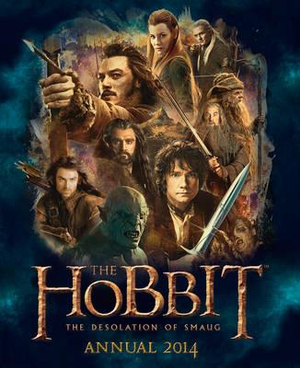 The Hobbit : The Desolation of Smaug - Annual 2014