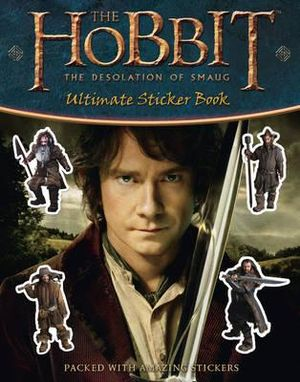The Hobbit Ultimate Sticker Book : The Desolation of Smaug