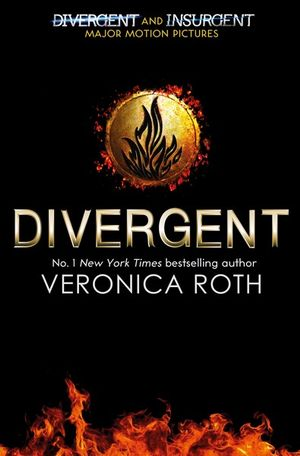 Divergent  : The Divergent Trilogy : Book One (Adult Edition) - Veronica Roth