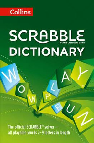 Collins Scrabble Dictionary - Collins Dictionaries