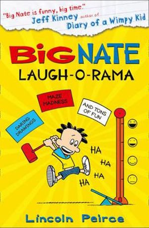 Big Nate : Laugh-O-Rama : Activity Book - Lincoln Peirce