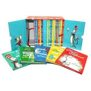 The Wonderful World of Dr Seuss : Set of 20 x Books in 1 x Boxed Set - Dr Seuss