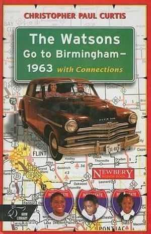 Booktopia - The Watsons Go to Birmingham - 1963, With ... | 300 x 463 jpeg 42kB
