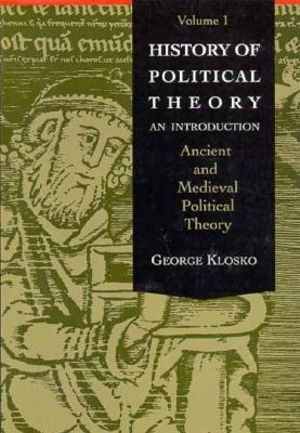 Book Review History Of Political Theory An Introduction