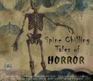 Spine Chilling Tales of Horror : A Caedmon Collection - Edgar Allan Poe