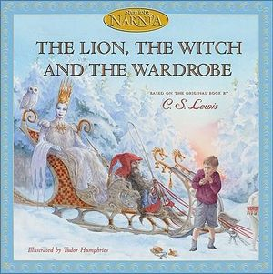 Booktopia - The Lion, the Witch, and the Wardrobe by C. S ...