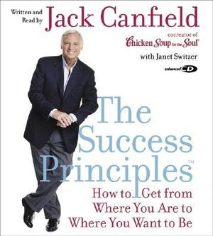 The Success Principles(tm) CD : The Success Principles(tm) CD - Jack Canfield