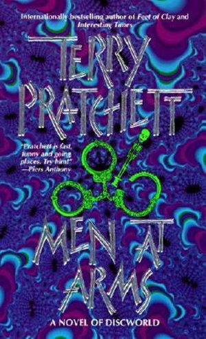 Men at Arms : Discworld Novels (Paperback) - Terry Pratchett