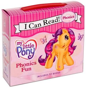 My Little Pony Phonics Fun : I Can Read Phonics - Joanne Mattern