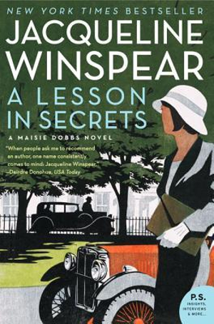 A Lesson in Secrets : P.S. - Jacqueline Winspear