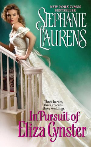 In Pursuit of Eliza Cynster : Cynster Sisters Series : Book 2 - Stephanie Laurens