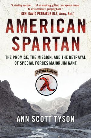 American Spartan - Ann Scott Tyson