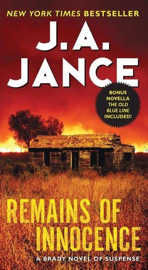 Remains of Innocence - J. A. Jance
