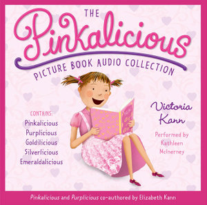 The Pinkalicious Picture Book Audio Collection - Victoria Kann