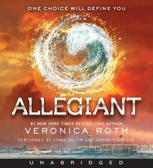 Allegiant : Divergent #3 CD - Veronica Roth