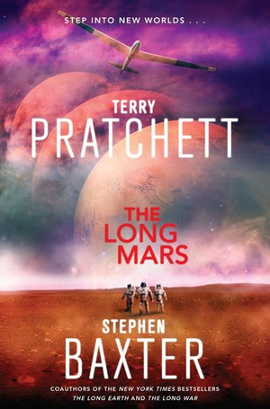 The Long Mars - Terry Pratchett