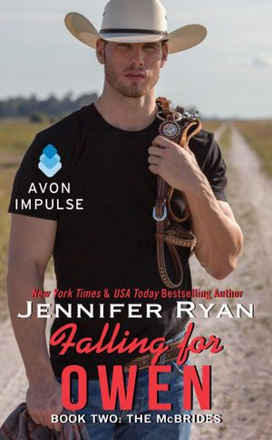 Falling for Owen : Book Two: The McBrides - Jennifer Ryan